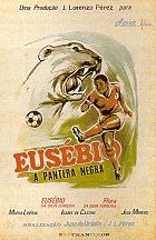 Cartel Eusébio, a pantera negra