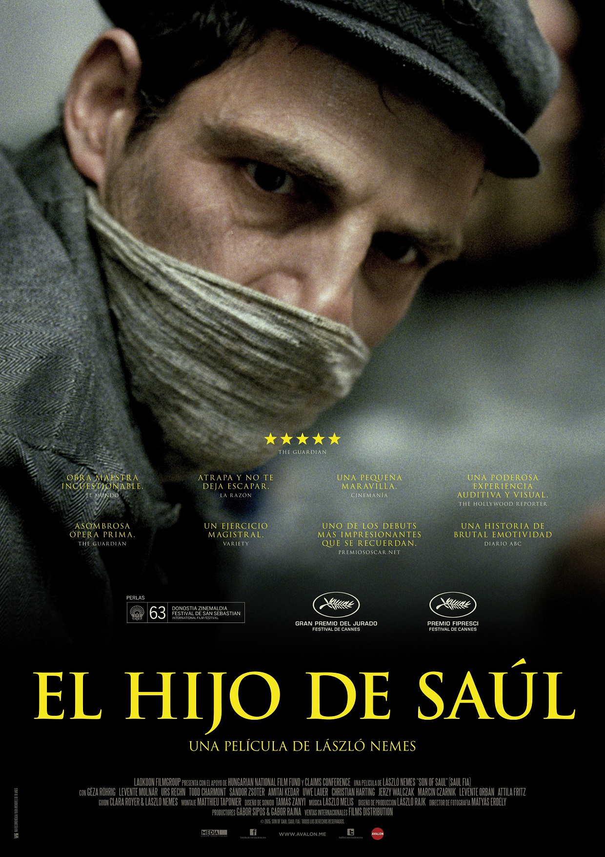 Son of Saul | 2015