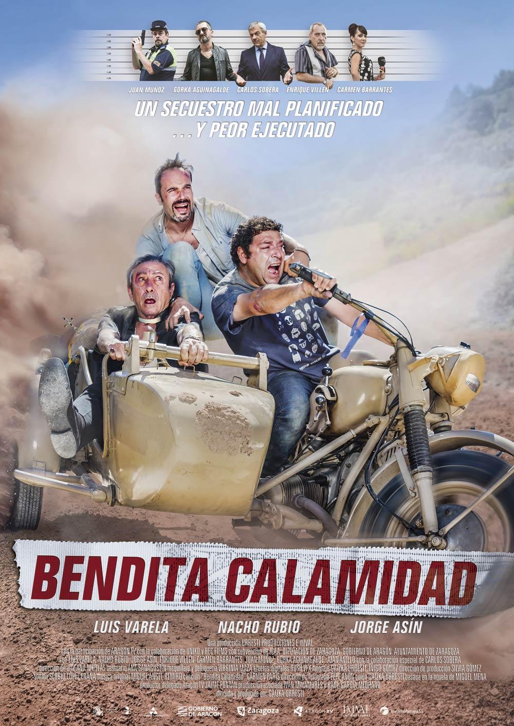 Resumen y sinópsis de Bendita calamidad de Miguel Mena