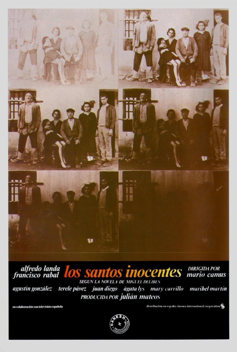 Miguel Delibes y el cine español (4): Los santos inocentes (1984) | Cinema  Nostrum